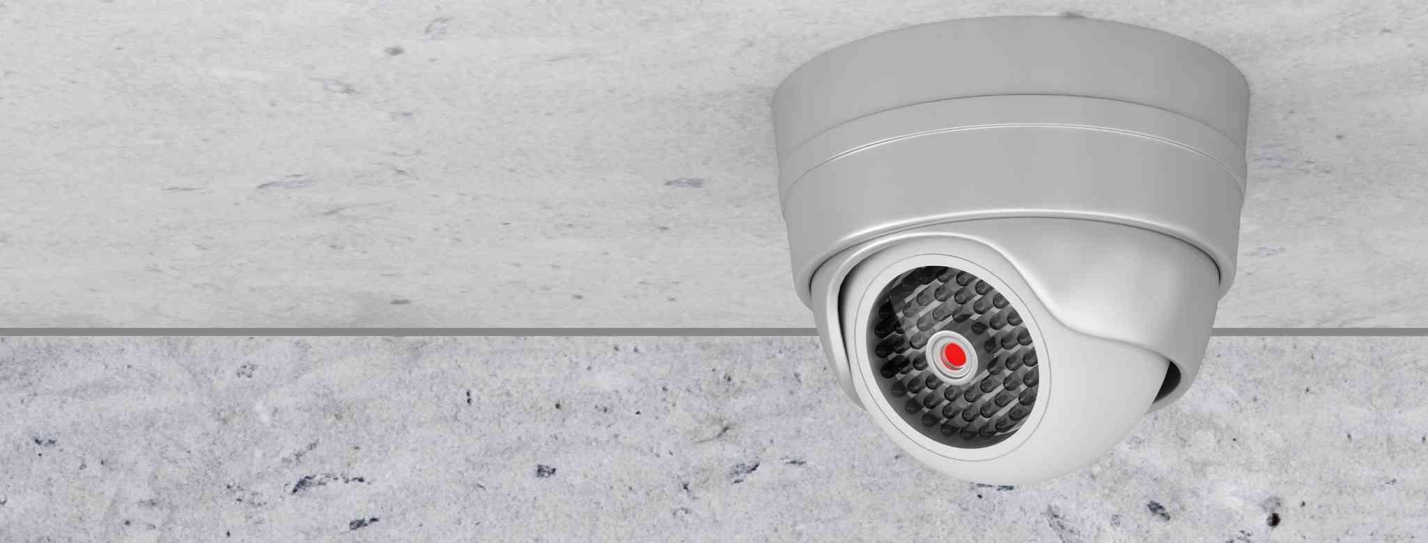 מצלמת IP לבניין