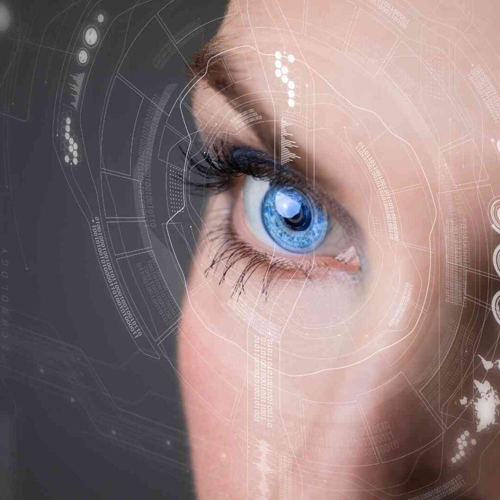 מצלמות אבטחה זיהוי פנים
